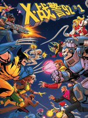 X战警'92