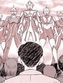 梅比斯超人力霸王&奥特兄弟、然后、我们